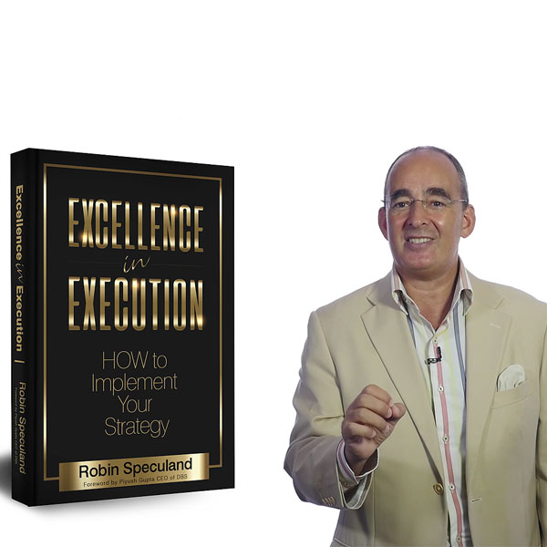 Excellence in Execution Book Intro